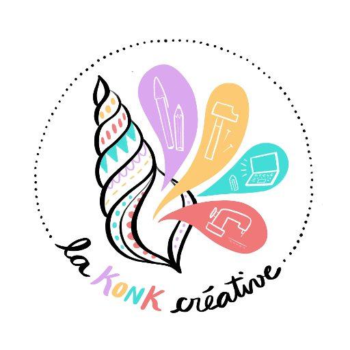 Le logo de La Konk Créative