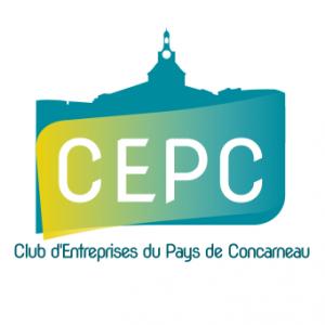 Logo du Club des entreprises du pays de Concarneau