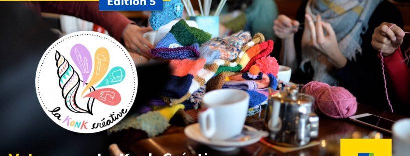 Votez pour La Konk Créative sur la Fabrique Aviva